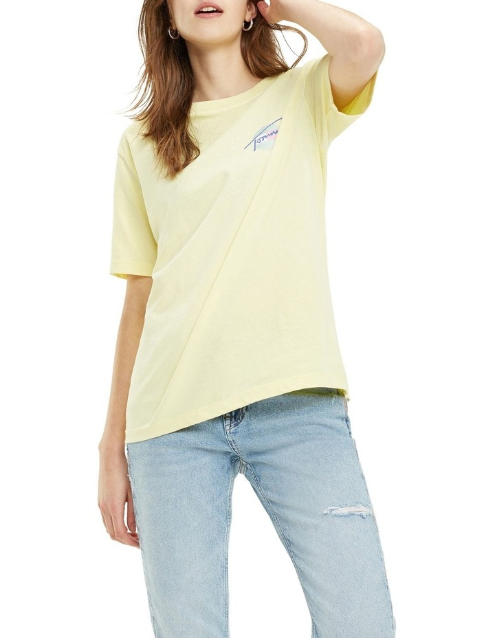 Garment Dyed Boyfriend Fit T-Shirt image 1