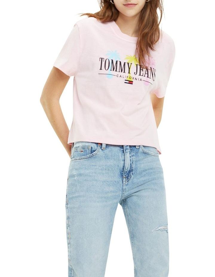 Cropped Logo T-Shirt image 1