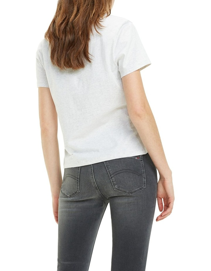 Cotton Jersey Logo T-Shirt image 3