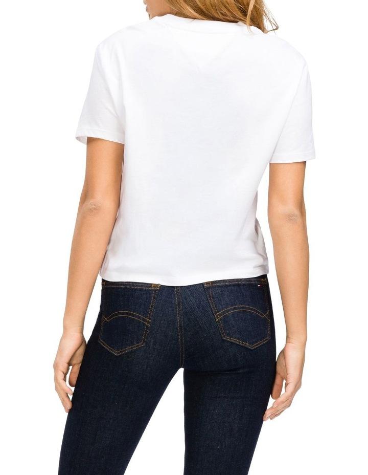 TJW Logo Cropped Fit T-Shirt image 2