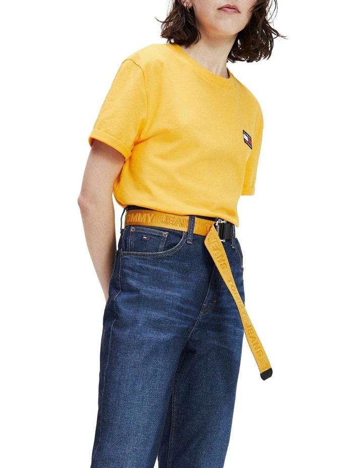 Badge Boyfriend Fit T-Shirt image 1