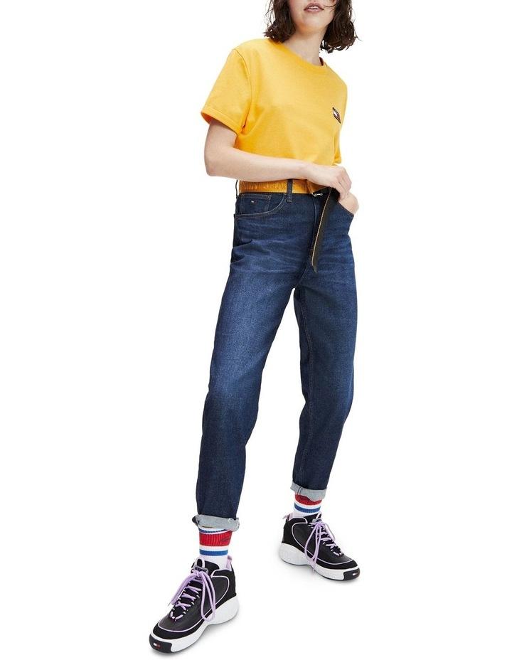 Badge Boyfriend Fit T-Shirt image 2