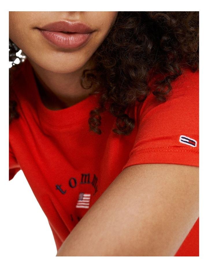 Essential Slim Fit Americana T-Shirt image 4
