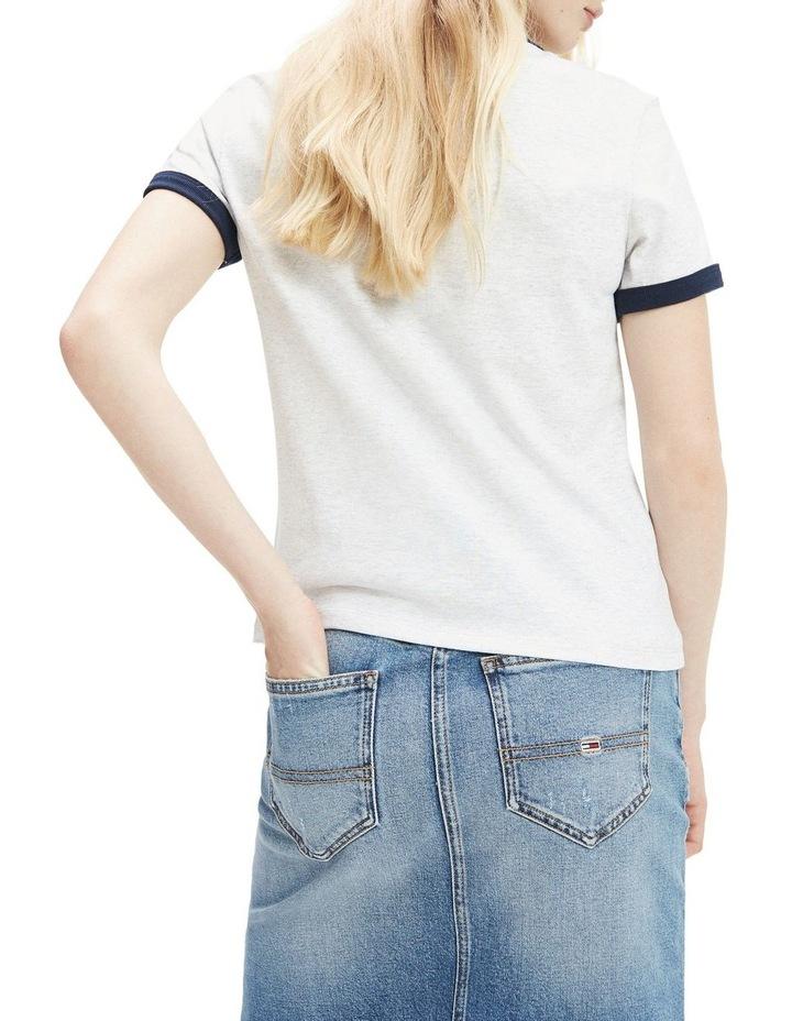 Badge Detail Regular Fit T-Shirt image 4