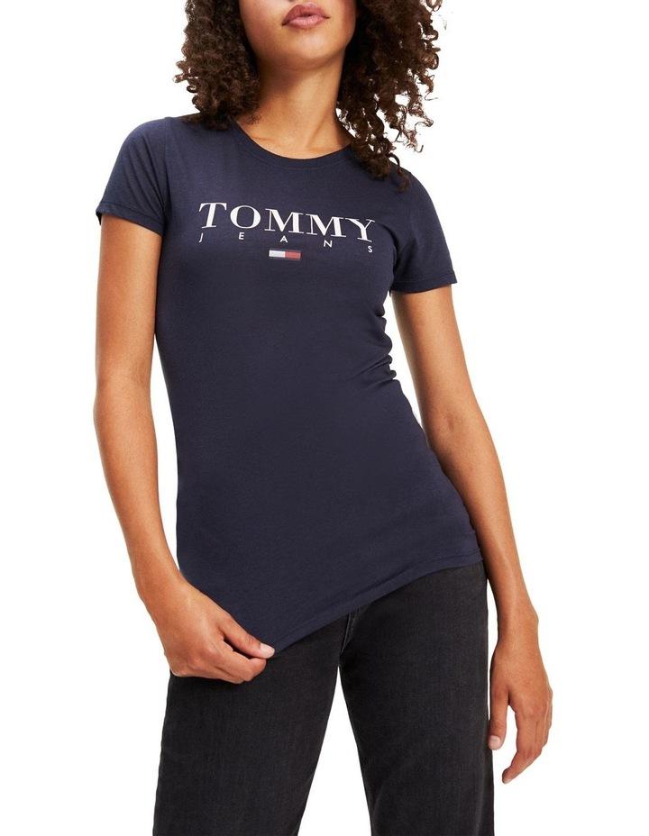 Essential Logo Slim T-Shirt image 1