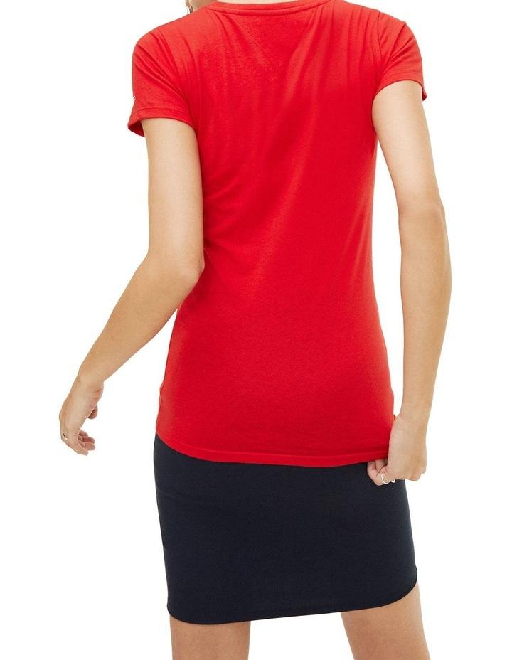 Essential Logo Slim T-Shirt image 3