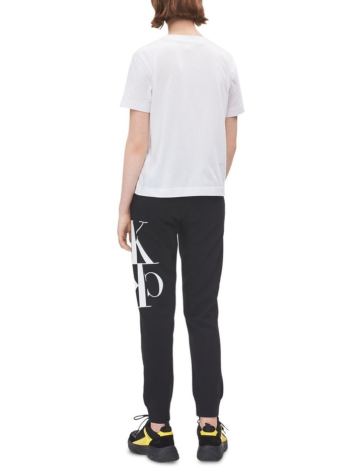Mirrored Monogram Pocket Tee image 3