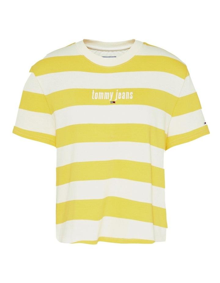 Stripe Logo Tee image 3