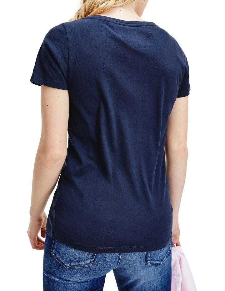 Essential V-Neck T-Shirt image 3