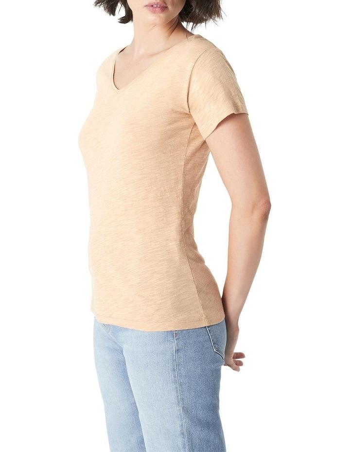 Luna V-Neck T-Shirt image 2