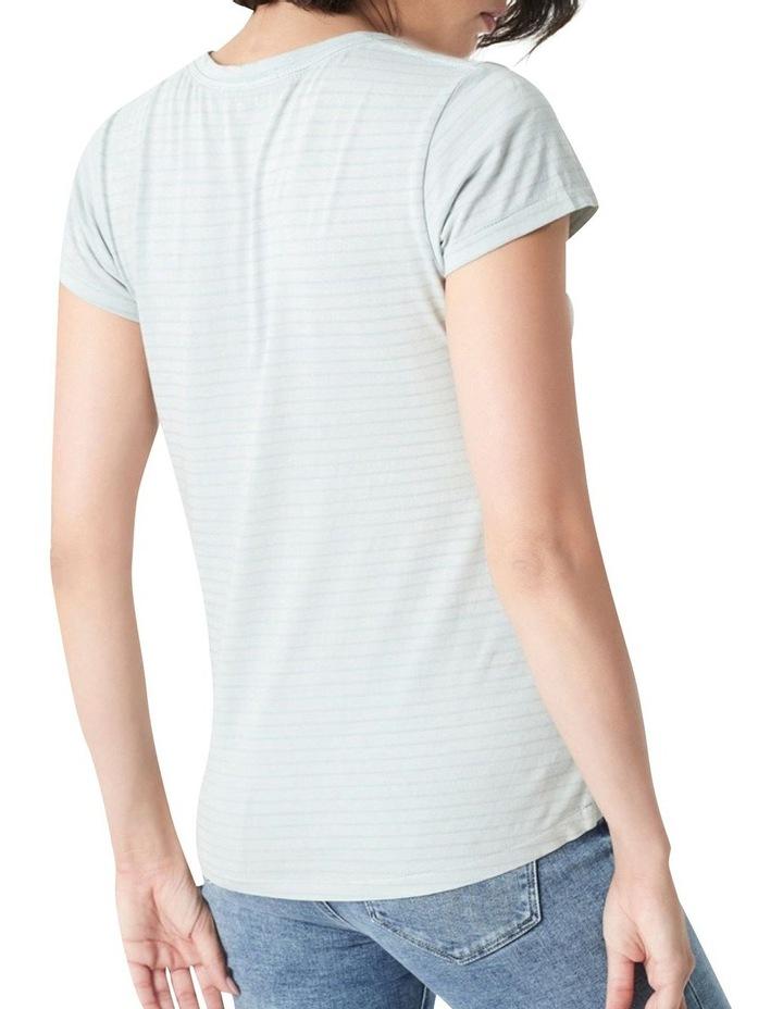Bergs Crew Print T-Shirt image 3
