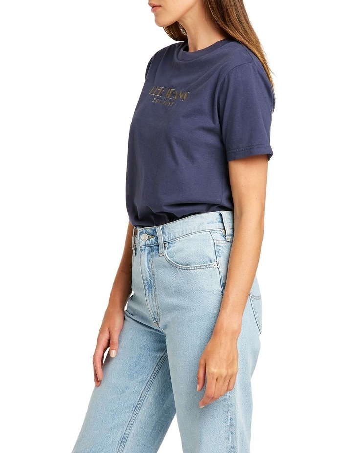 Classic Tee French Navy image 2