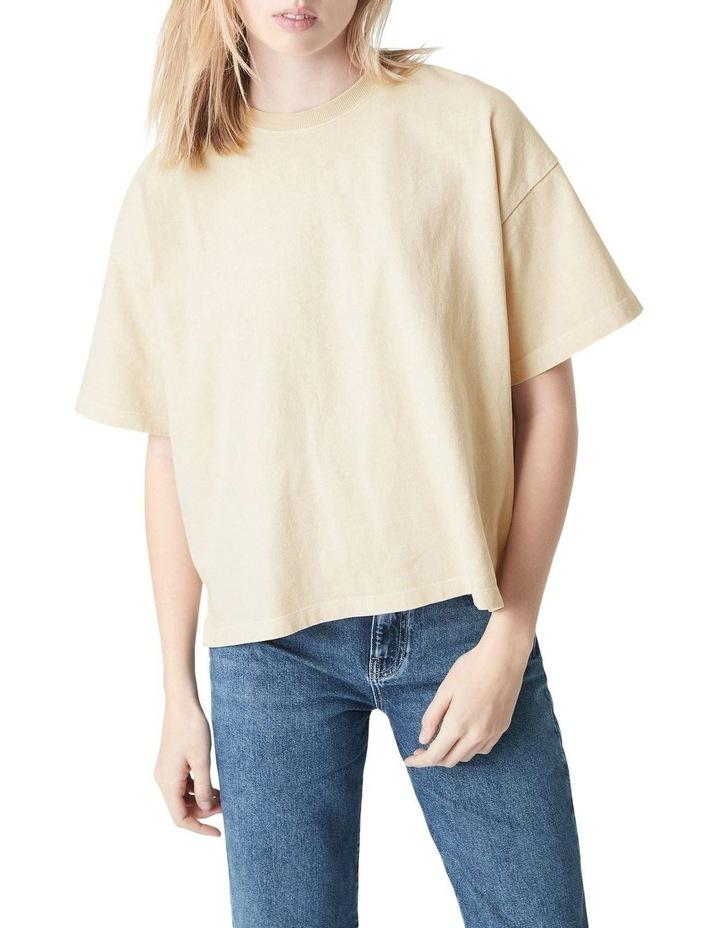 Boxy Oversize T-Shirt image 1