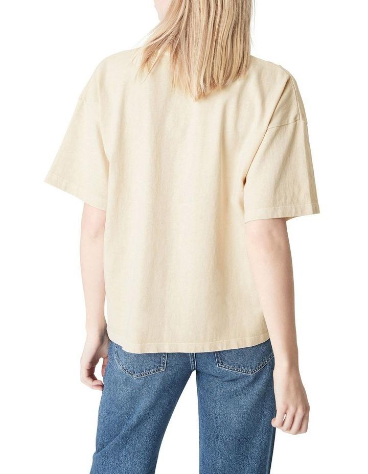 Boxy Oversize T-Shirt image 2