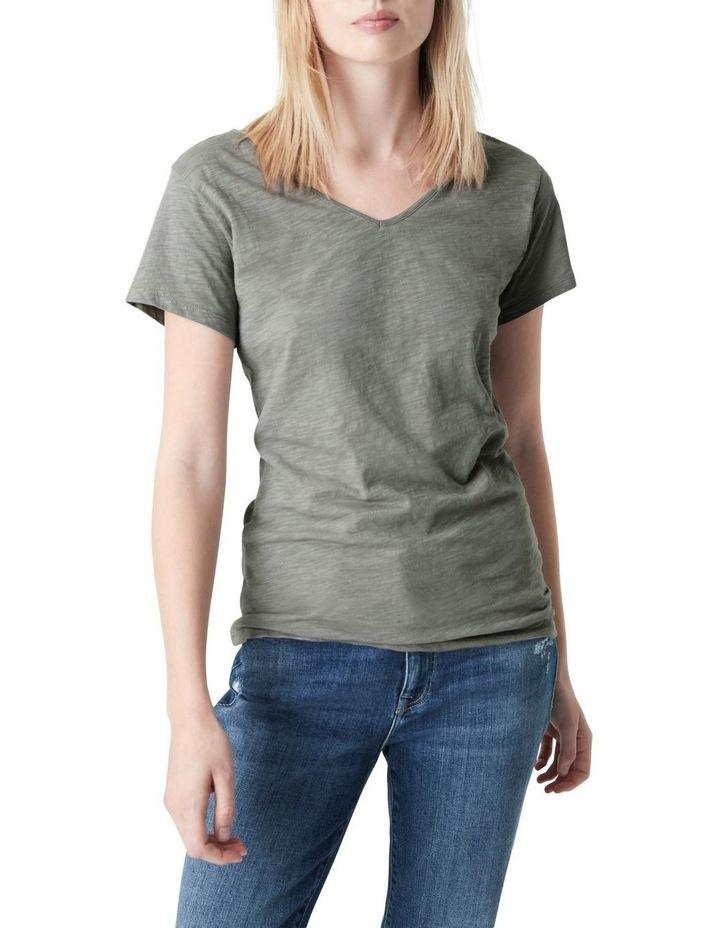 Luna V-Neck T-Shirt image 1