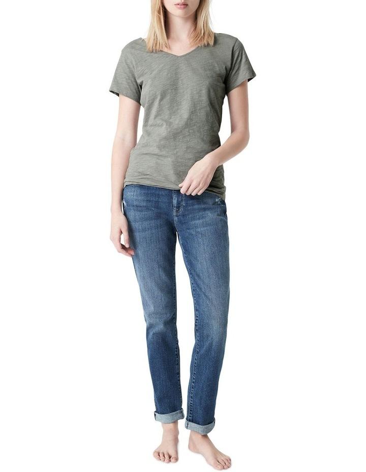 Luna V-Neck T-Shirt image 5