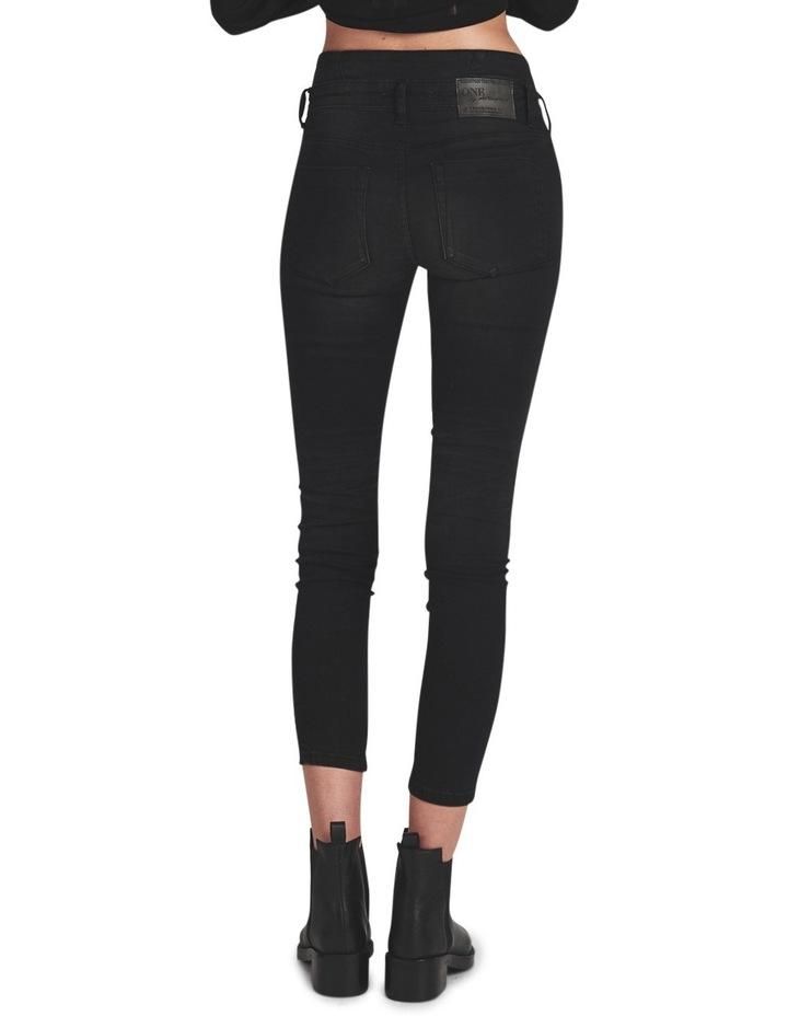 Jett Black Freebirds II Low Waist Skinny Jean image 2