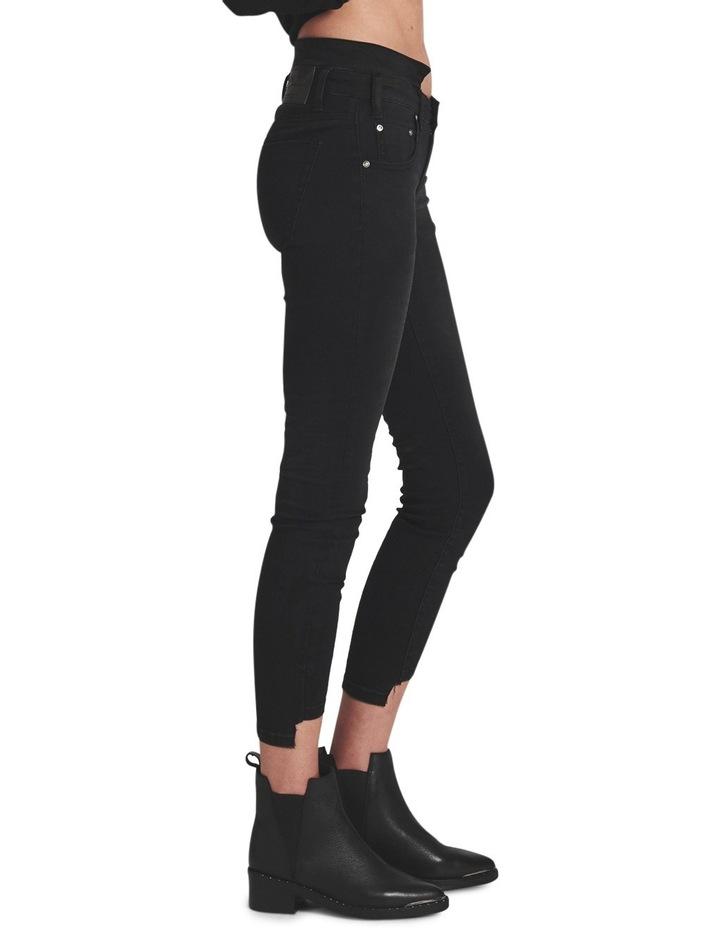 Jett Black Freebirds II Low Waist Skinny Jean image 3