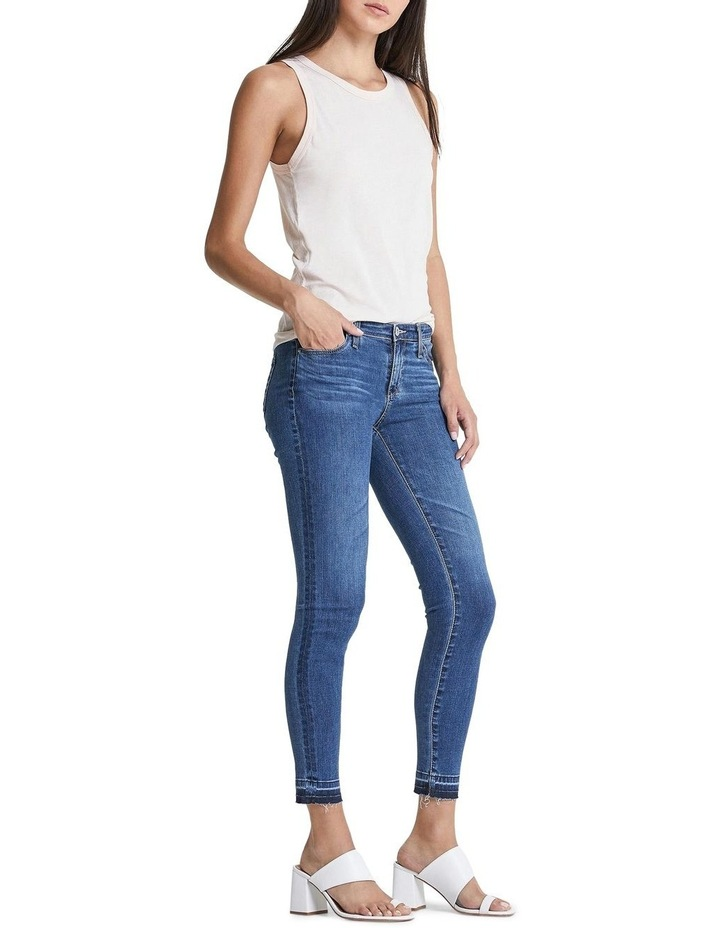 Legging Ankle - Mid Rise Skinny Ankle Jeans image 1