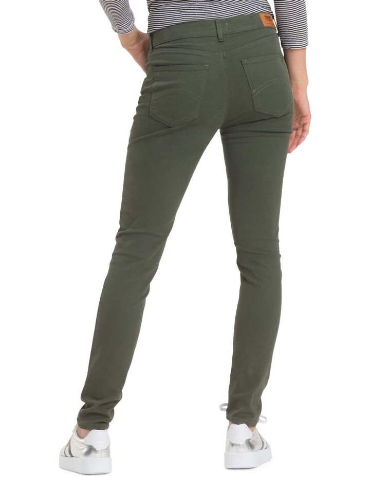 Stretch Cotton Trousers image 2