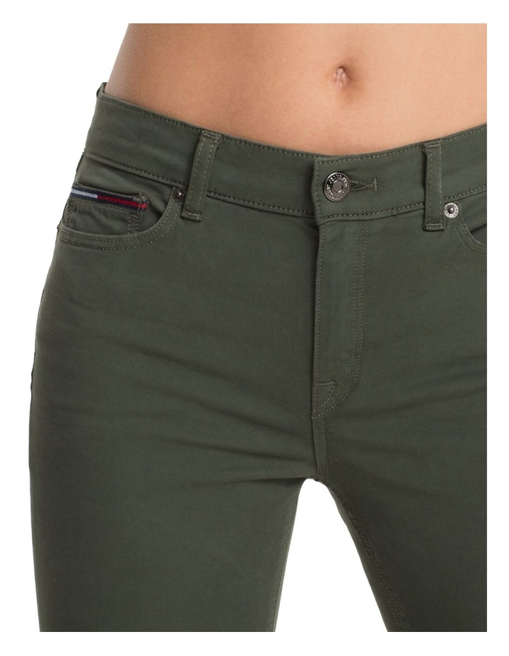 Stretch Cotton Trousers image 5