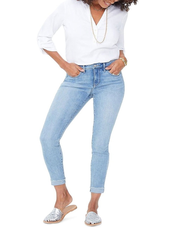Ami Skinny Ankle With Cuff image 1