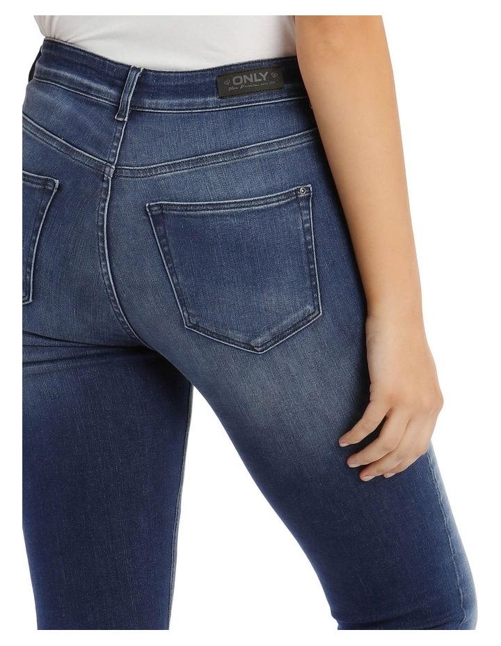 Blue Denim Skinny Jeans image 4