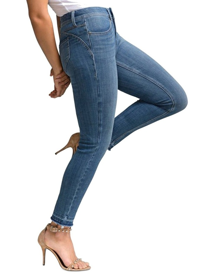 Boost Skinny Jeans (Curves 360) image 2