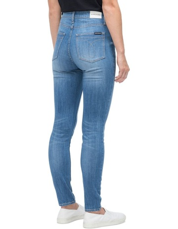 817661e7 Calvin Klein Jeans CKJ 010 HIGH RISE SKINNY