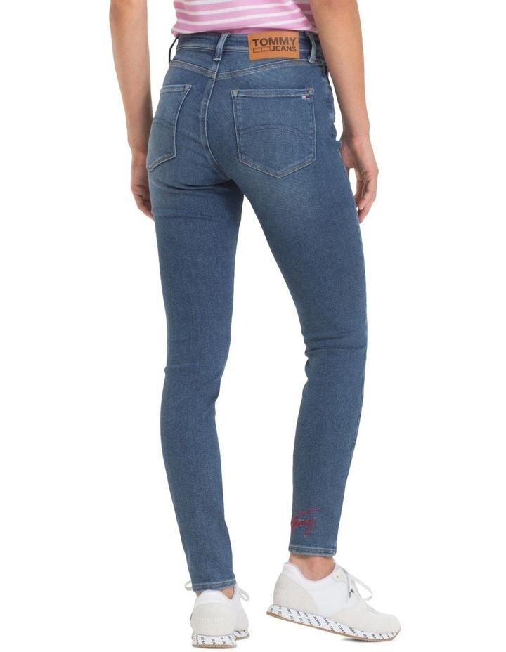 Santana Ankle-Grazer Skinny Jeans image 2