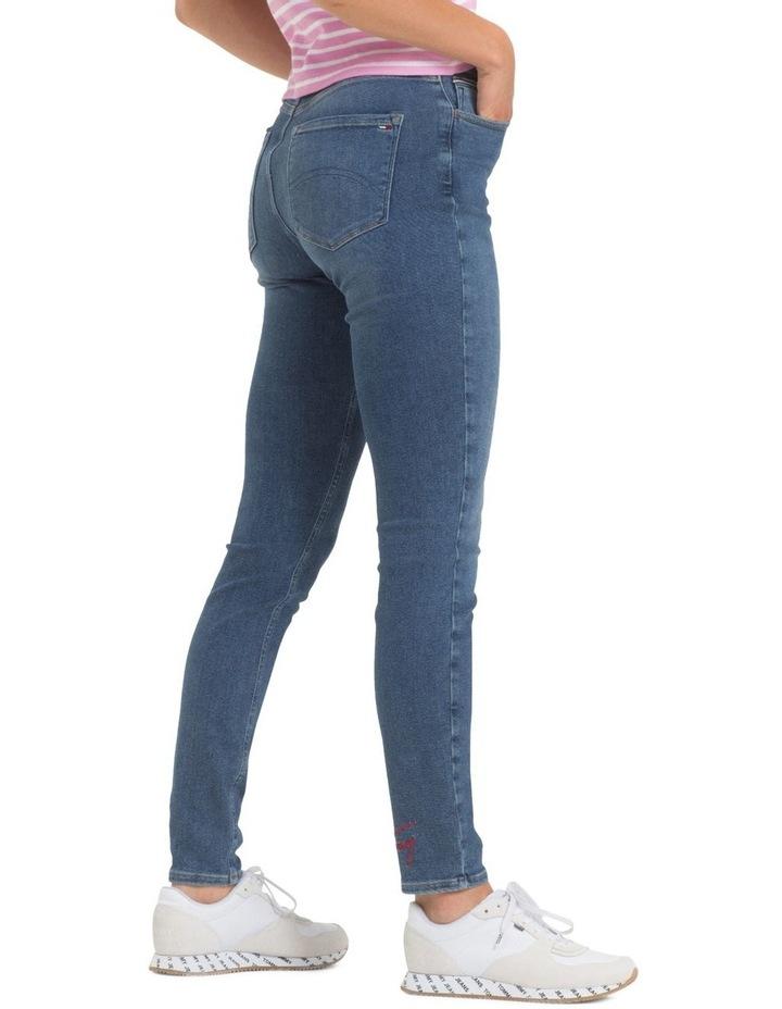Santana Ankle-Grazer Skinny Jeans image 3