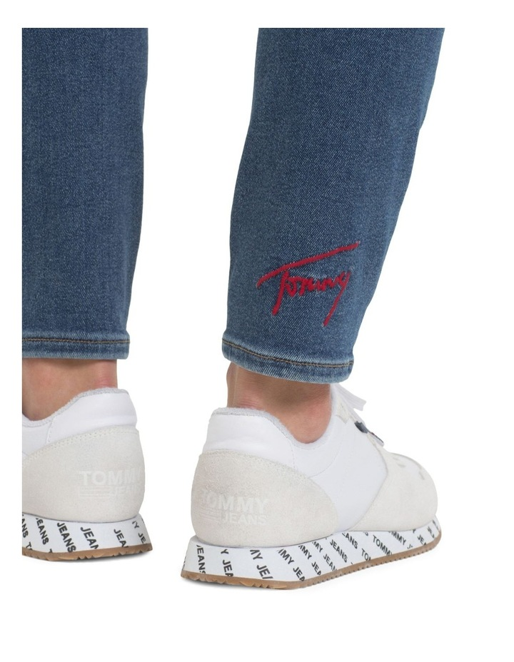 Santana Ankle-Grazer Skinny Jeans image 4