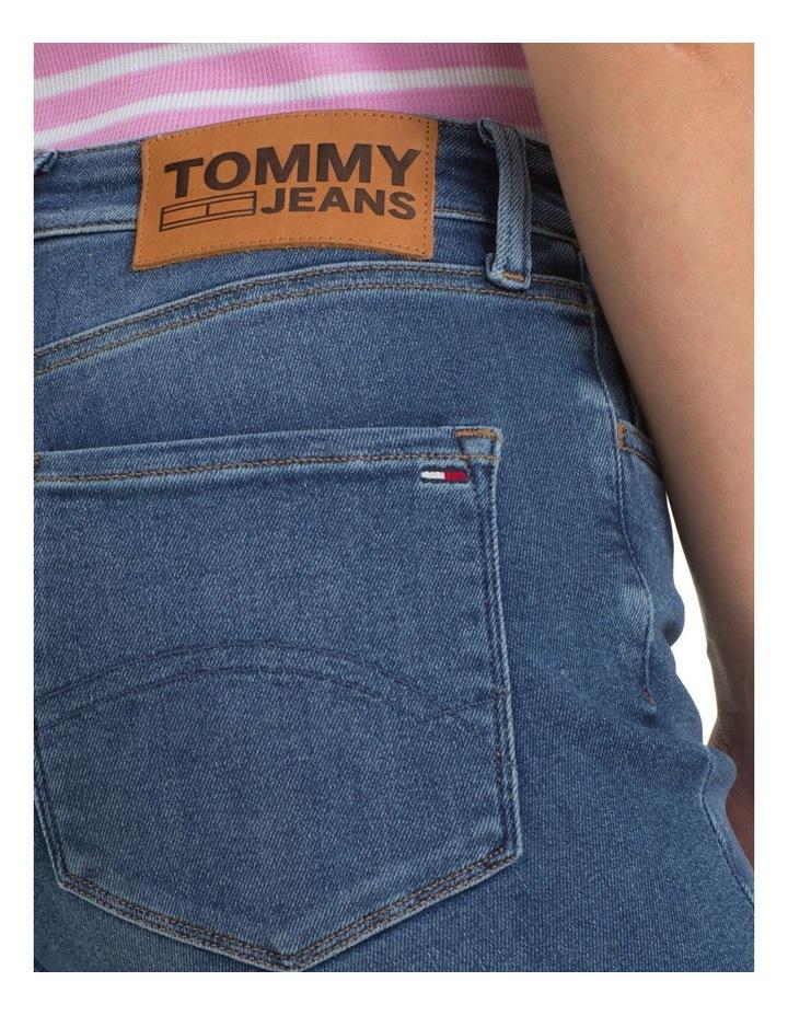 Santana Ankle-Grazer Skinny Jeans image 5