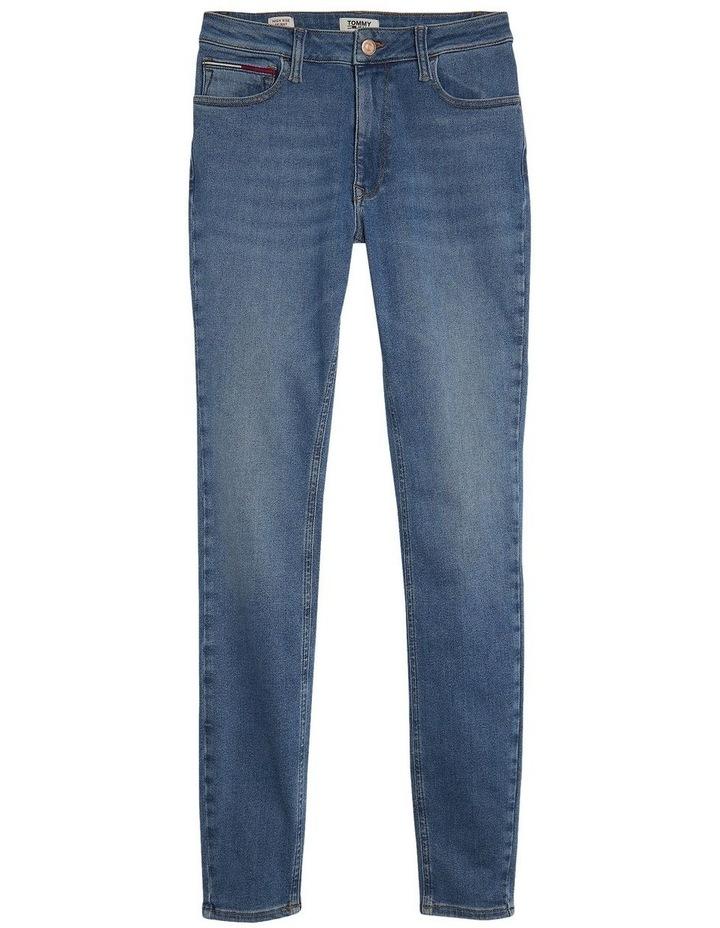 Santana Ankle-Grazer Skinny Jeans image 6