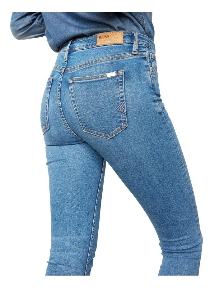 Arnel High Waisted Skinny Jean image 2