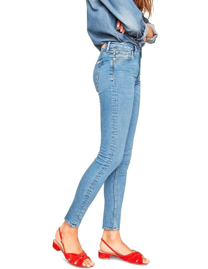 Arnel High Waisted Skinny Jean image 3
