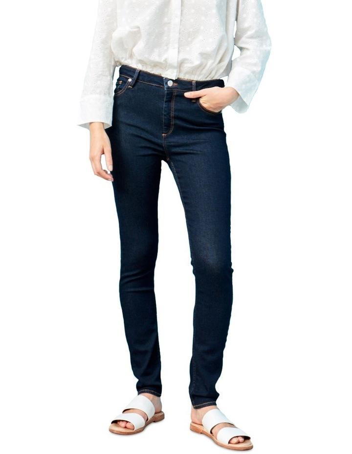 Arnel High Waisted Skinny Jean image 1