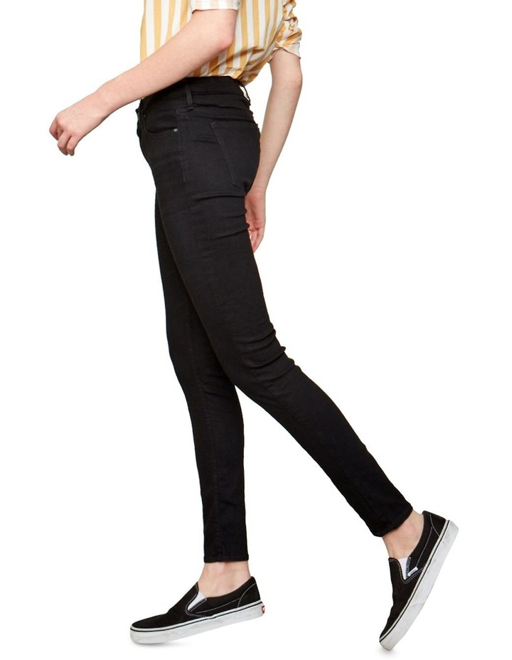 Nelly Mid-Rise Skinny Jean image 2