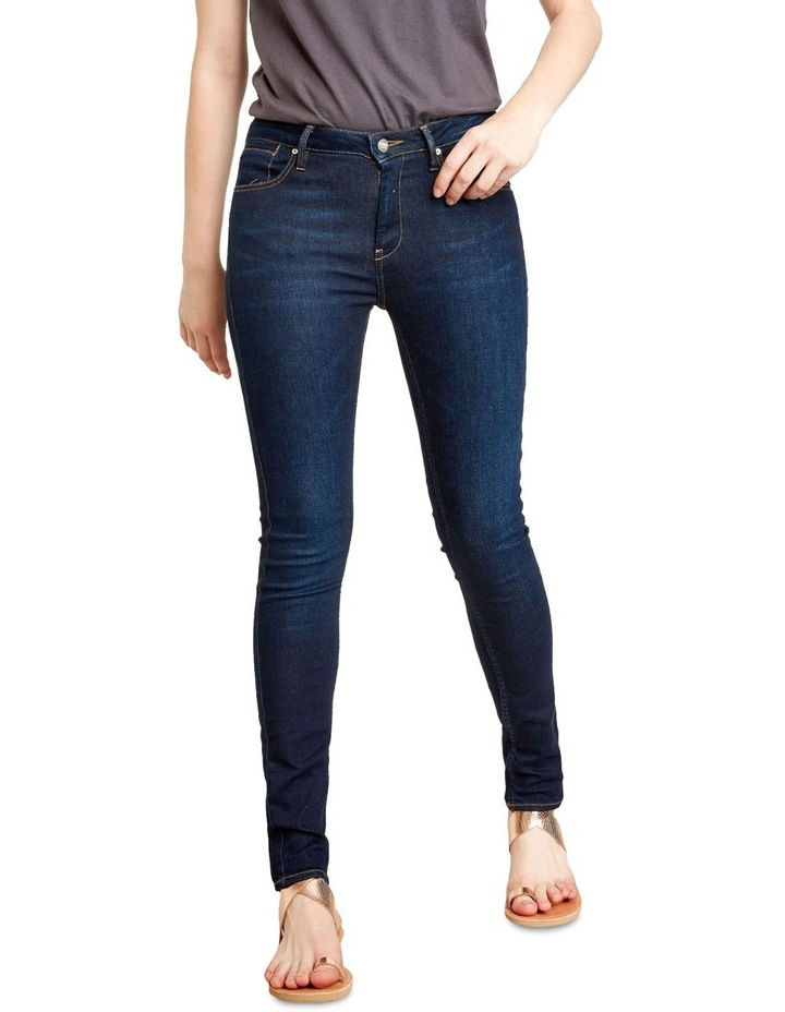 Nelly Mid-Rise Skinny Jean image 1