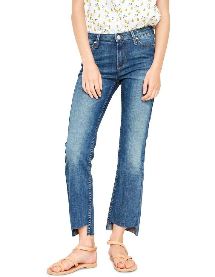 Prue Low-Rise Slim Crop Jean image 1