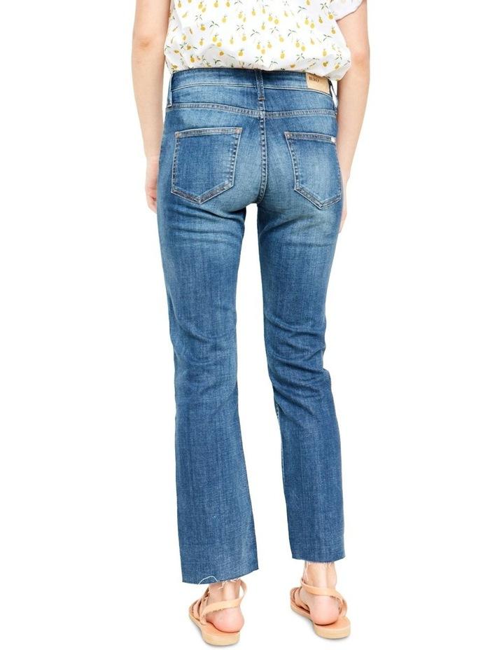 Prue Low-Rise Slim Crop Jean image 2
