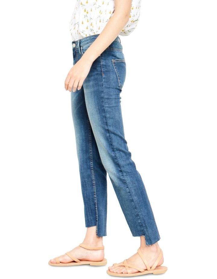 Prue Low-Rise Slim Crop Jean image 3