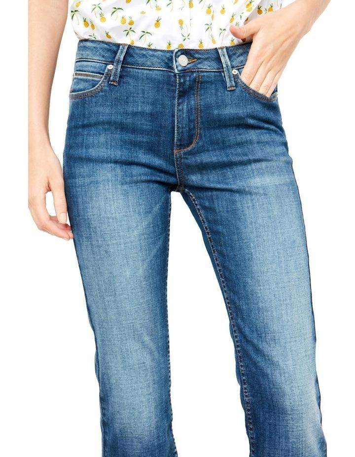 Prue Low-Rise Slim Crop Jean image 4