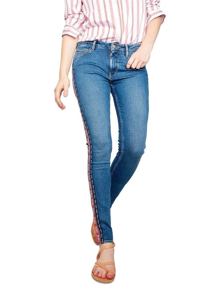 Noris Brand Mid-Rise Skinny Jean image 1