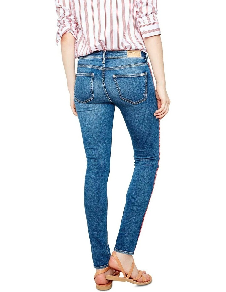 Noris Brand Mid-Rise Skinny Jean image 2