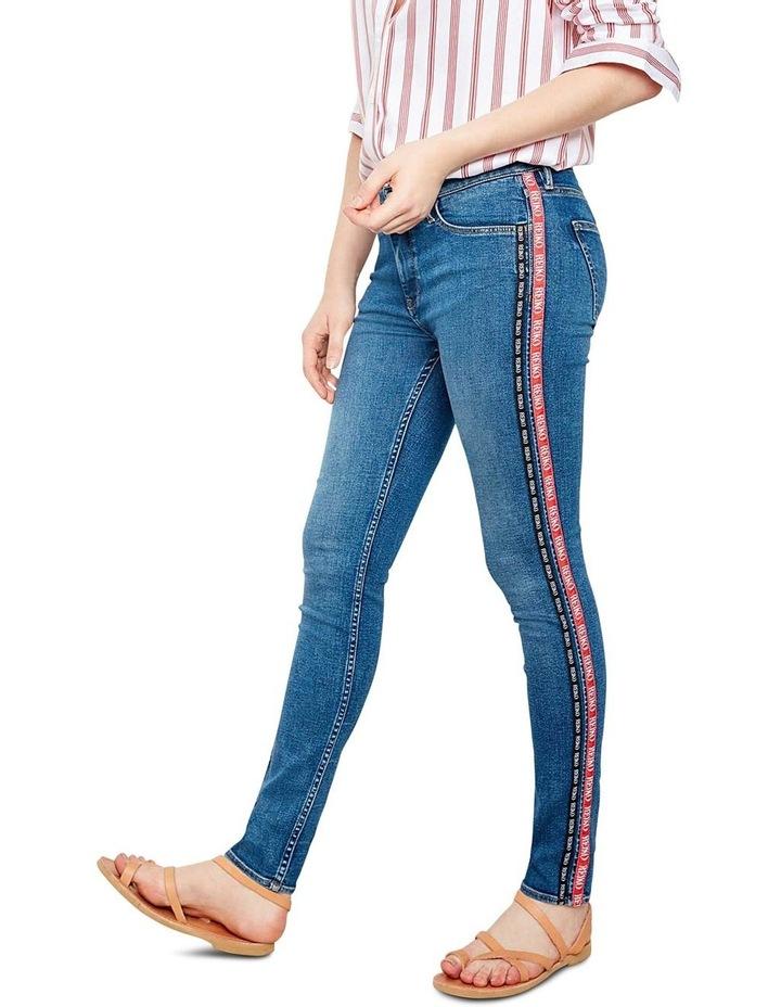 Noris Brand Mid-Rise Skinny Jean image 3