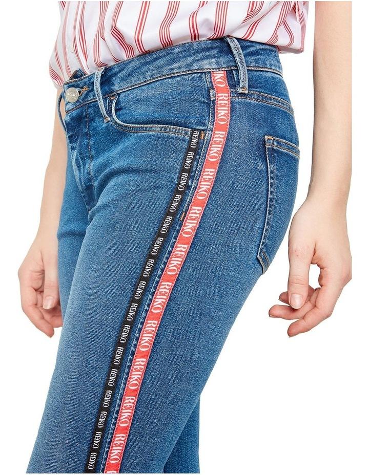 Noris Brand Mid-Rise Skinny Jean image 4