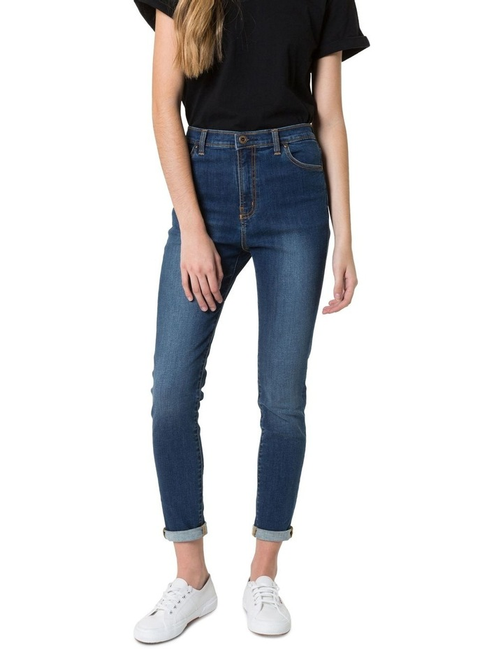 Harriet - High Rise Skinny Jeans image 1