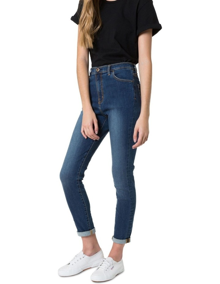 Harriet - High Rise Skinny Jeans image 2