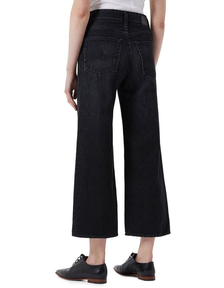 Etta - High Waist Wide Leg Crop Jeans image 2